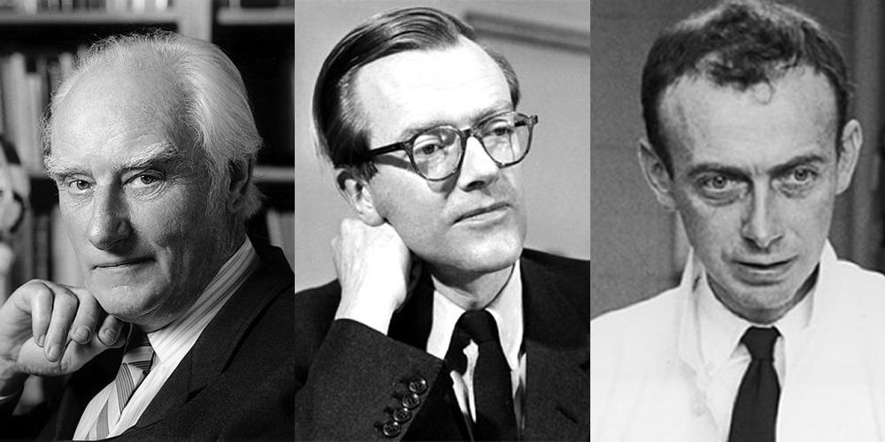 Watson, Crick e Wilkins