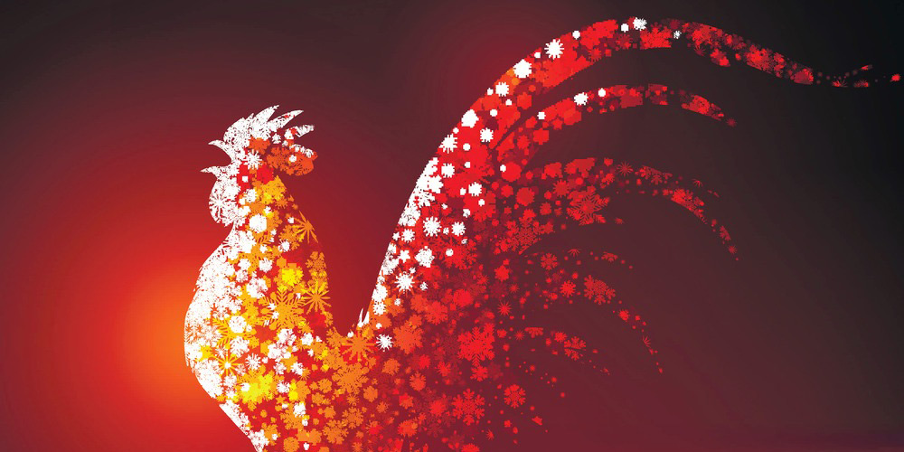 2017 - L'anno del Gallo in Cina