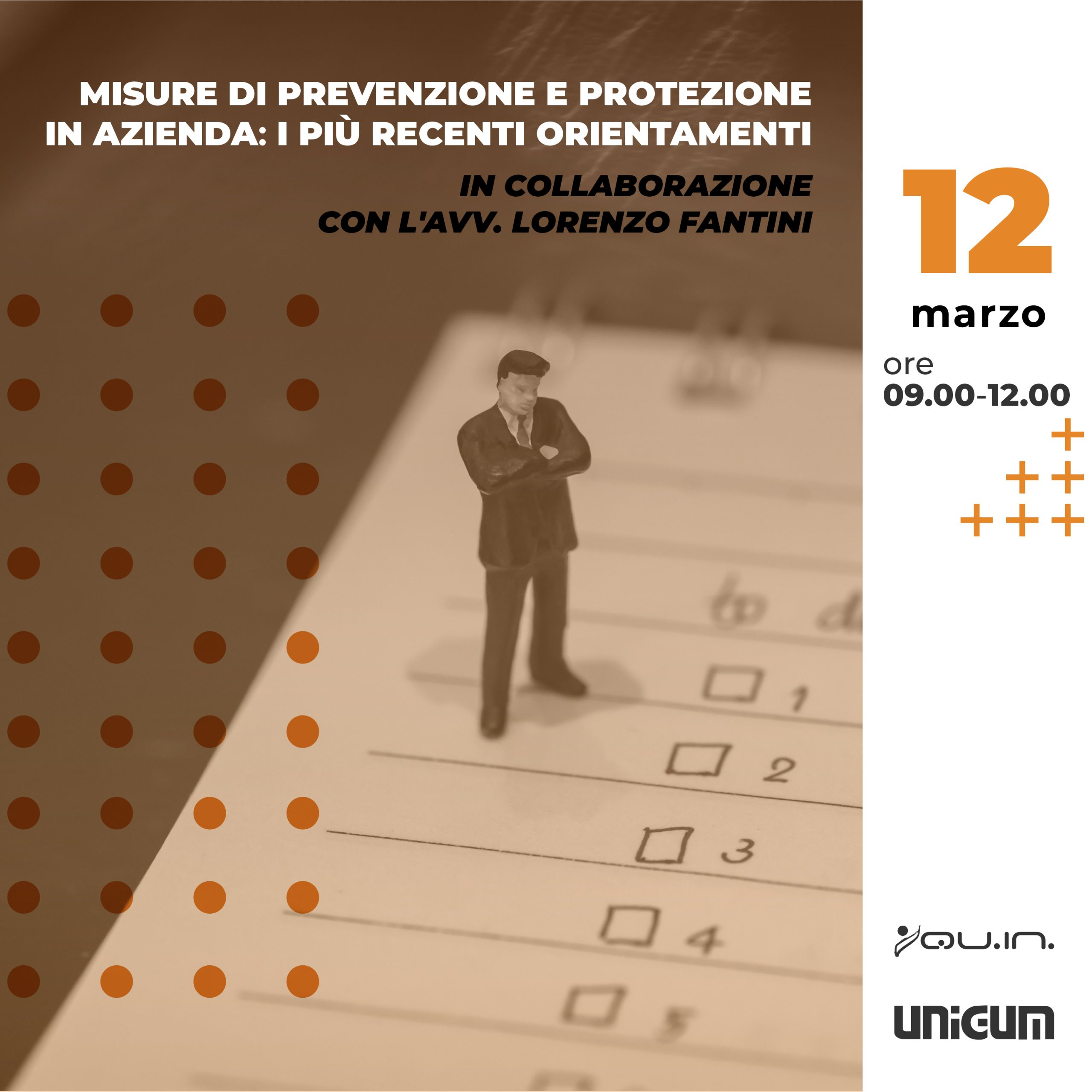 Workshop in collaborazione con Avv. Fantini